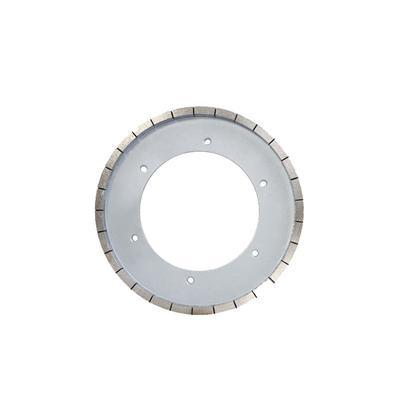 Wet Metal Bond Squaring Wheel