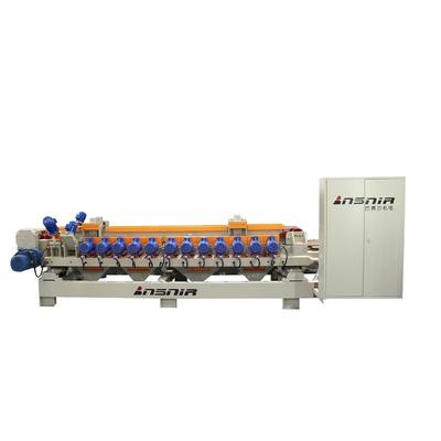 Dry squaring & chamfering machine BSM650(12+2)
