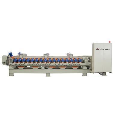 Dry squaring & chamfering machine BSM850(16+1)