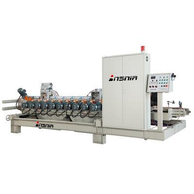 Dry squaring machine BSM1250(10+1) for ceramic tile